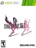 Packshot for Final Fantasy 13-2 on Xbox 360