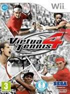 Packshot for Virtua Tennis 4 on Wii