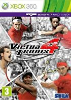 Packshot for Virtua Tennis 4 on Xbox 360
