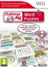 Packshot for Challenge Me: Word Puzzles on Wii