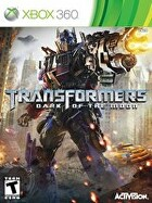 Packshot for Transformers: Dark of the Moon on Xbox 360