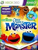 Sesame Street: Once Upon A Monster packshot