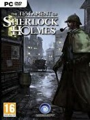 The Testament of Sherlock Holmes packshot