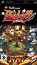 Williams Pinball Classics packshot