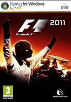 Packshot for F1 2011 on PC