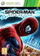 Packshot for Spider-Man: Edge of Time on Xbox 360