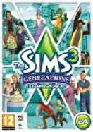 The Sims 3: Generations packshot