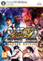 Packshot for Super Street Fighter IV: Arcade Edition on PC