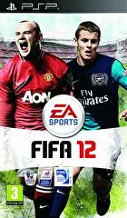 Packshot for FIFA 12 on PSP