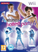 Dance Dance Revolution - Hottest Party 4 packshot