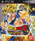 Packshot for Dragon Ball Z Ultimate Tenkaichi  on PlayStation 3