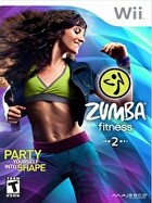 Packshot for Zumba Fitness 2 on Wii