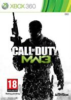 Packshot for Call of Duty: Modern Warfare 3 on Xbox 360