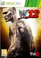 Packshot for WWE '12 on Xbox 360