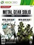 Packshot for Metal Gear Solid HD Collection on Xbox 360