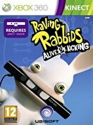Raving Rabbids: Alive & Kicking packshot