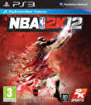 NBA 2K12 packshot