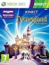 Packshot for Kinect Disneyland Adventures on Xbox 360