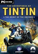 Adventures of Tintin: The Secret of the Unicorn packshot