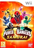 Power Rangers Samurai packshot