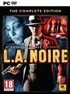 Packshot for L.A. Noire: The Complete Edition on PC