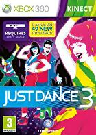 Packshot for Just Dance 3 on Xbox 360