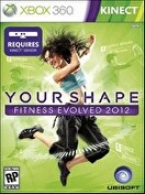 Your Shape: Fitness Evolved 2012 packshot