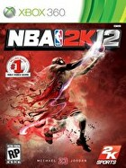 Packshot for NBA 2K12 on Xbox 360