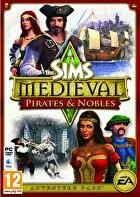 Packshot for The Sims Medieval: Pirates & Nobles on PC