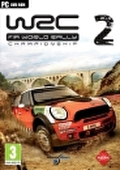 WRC 2 Fia World Rally Championship  packshot