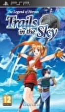 Legend of Heroes: Trails in the Sky packshot