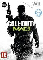 Packshot for Call of Duty: Modern Warfare 3 on Wii