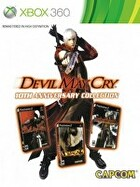 Packshot for Devil May Cry 10th Anniversary Collection on Xbox 360