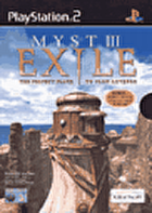 Packshot for Myst III - Exile on PlayStation 2