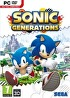 Packshot for Sonic Generations on PC