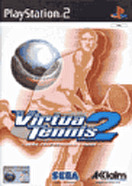 Virtua Tennis 2 packshot