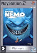 Finding Nemo packshot
