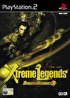 Packshot for Dynasty Warriors III: Xtreme Legends on PlayStation 2