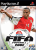 Packshot for FIFA 2002 on PlayStation 2