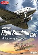 Flight Simulator 2004 - A Century of Flight packshot