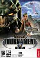 Unreal Tournament 2004 packshot