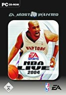 NBA Live 2004 packshot