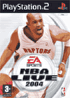 Packshot for NBA Live 2004 on PlayStation 2