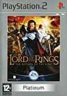 The Lord of the Rings: Return of the King packshot