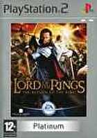 Packshot for The Lord of the Rings: Return of the King on PlayStation 2