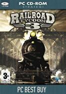 Railroad Tycoon 3 packshot