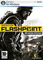 Packshot for Operation Flashpoint: Dragon Rising on PC