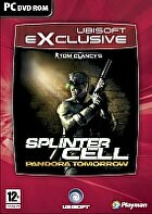 Packshot for Tom Clancy's Splinter Cell: Pandora Tomorrow on PC