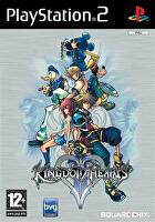 Packshot for Kingdom Hearts II on PlayStation 2