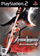 Dynasty Warriors 4 Xtreme Legends packshot
